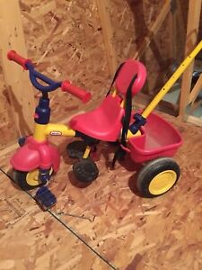 Tricycle LittleTikes