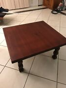 Traditional Wooden Coffee Table Springwood Logan Area Preview