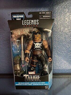 Marvel Legends Ares Thor Ragnarok Gladiator Hulk BAF - Brand New/Sealed