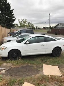 Chevy Cobalt 2010 Coupe LS White Chevrolet, Sport