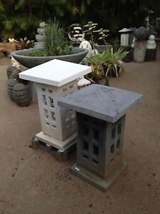 Concrete light housings Kurwongbah Pine Rivers Area Preview