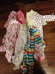 3-6 month girls clothing lot