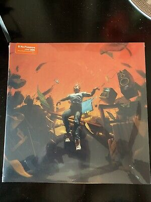 logic no pressure vinyl *new and sealed* Will Ship Immediately After Payment