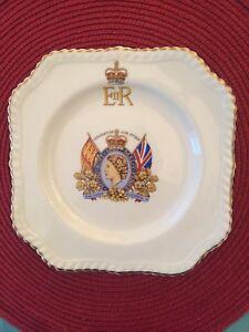 Royal Commemorative Plate