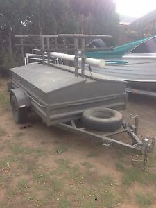 Box trailer for sale 8x5 Bligh Park Hawkesbury Area Preview