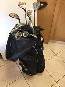 Ladies Graphite RH Tour Special Golf Club Set With Bag & Buggy