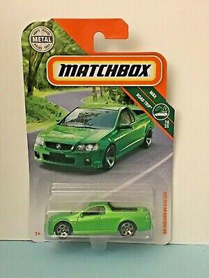 Matchbox '08 Holden VE UTE SSV