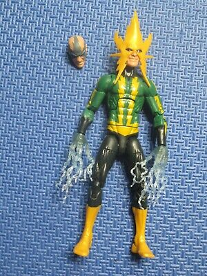 Marvel Legends Electro Space Venom Series Spider-Man Hasbro