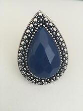 New Samantha Wills Indigo Facet Ring FREE POST Newcastle Newcastle Area Preview