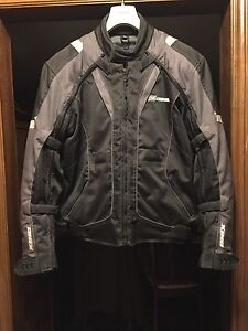 SOLD THX for lOOking!  ONYX motorcycle jacket