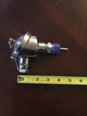 Stainless Steel Thermocouple Type J