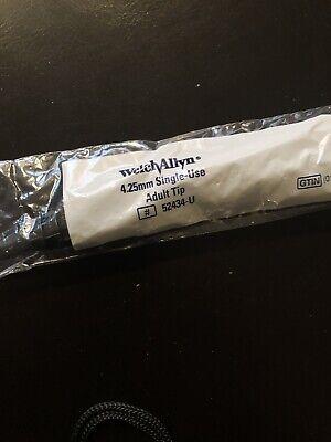 Welch Allyn 4.25mm Single-use Adult Specula Otoscope 52434-u 34 Speculas