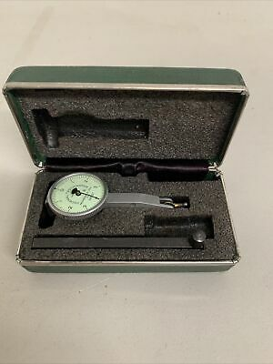 Federal Dial Test Indicator Testmaster .0001 T-2 In Box
