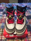 Bordeaux Men's Jordan Spizike