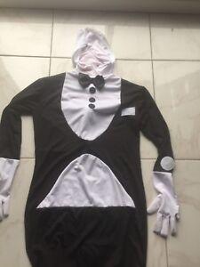 Costume Halloween party suit tuxedo