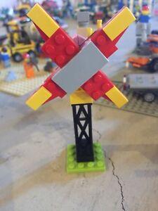 Custom lego windmill