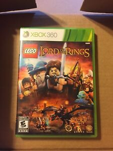 Lego Lord Of The Rings for XBOX360