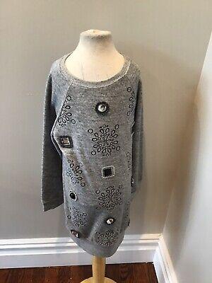 Little Marc Jacobs Velour Dress 8 Nwt