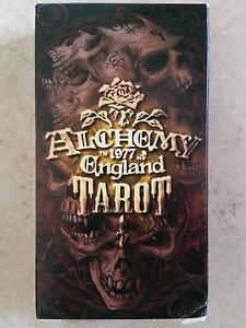Alchemy  1977 England Tarot Kenwick Gosnells Area Preview