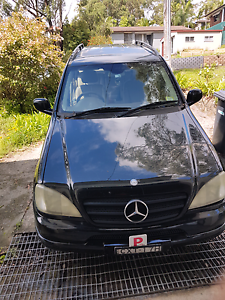 Mercedes Ml320 2001 suv (for parts or fix up) Arcadia Vale Lake Macquarie Area Preview