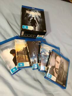 Falling Skies - the complete series( Blu-ray disc)