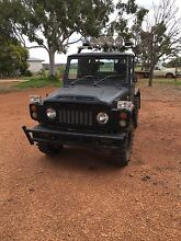 Suzuki LJ80 ute Northam Area Preview