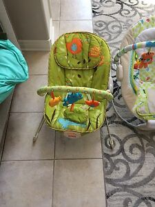 Infant bouncy chairs