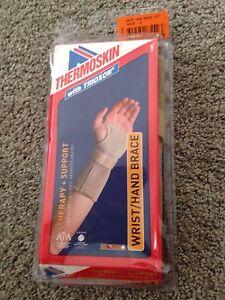 Thermoskin wrist/hand brace Altona Meadows Hobsons Bay Area Preview