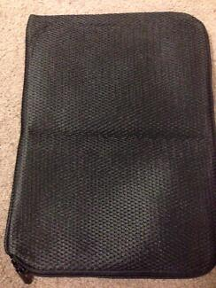 Black soft laptop case - new City North Canberra Preview