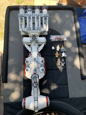 LEGO Star Wars: Tantive IV 75244 *100% Complete with Box and Instructions*