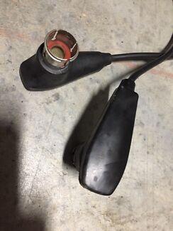 BMW spark plug leads for R100 or R80 Airhead