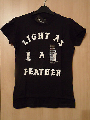 The Craft Light As A Feather Girls T-Shirt SMALL - Goth 90s Cult Movie