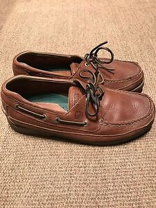 Men's Sperry Top Sider size 9.5-$45