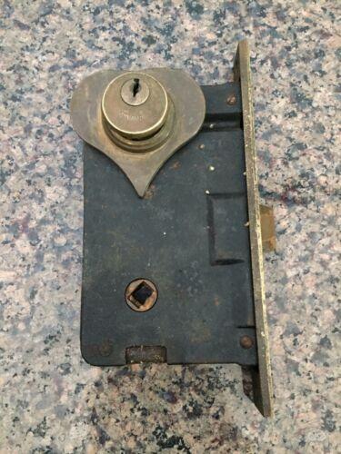 ANTIQUE NORWALK Mortised Door Lock