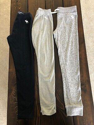 Abercrombie Kids Pants x3 Size 9/10
