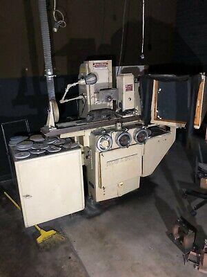 Brown Sharpe 618 Micromaster Surface Grinding Machine Wheel Grinder