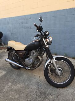 Fun, easy bike for sale or swap for a 4WD