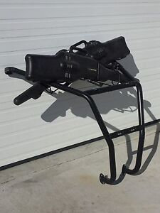 Polaris RZR Roll Cage Extension / Dual Gun Mount