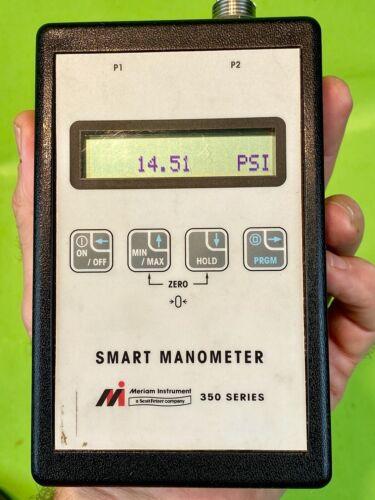 Nice Meriam 350 Series 350-AI2000 Smart Manometer