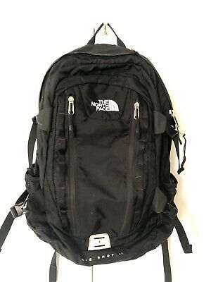 The North Face Big Shot Backpack Black Used