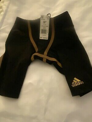 "Men's Adidas Adizero Freestyle Jammer Tech Suit Swimsuit Comfort EK1328 30"" RARE"
