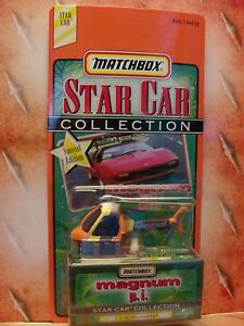 HOT-Star-CARS-Special-Ed-Magnum-P-I-T-Cs-HELICOPTER-Rare-VHTF
