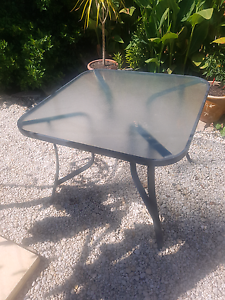 FREE Outdoor 5 piece table and chairs Revesby Bankstown Area Preview
