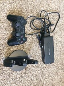 PS3 Remote and Charger