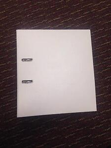 Free Insert Binders - A4 Level Arch (White) Belrose Warringah Area Preview