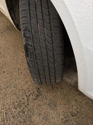 4 car tyres (YO 21)