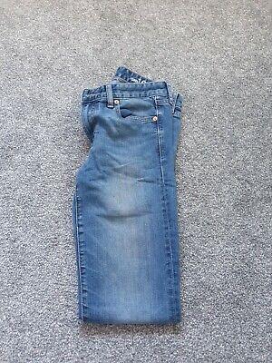 Gap ladies Jeans -bootcut-size 26 Reg- worn once