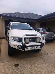 2011 Ford Ranger PX over $14k in extras included Northgate Port Adelaide Area Preview
