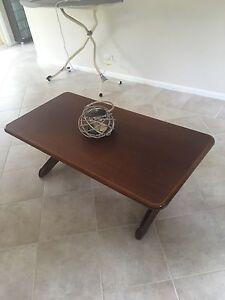 Teak Coffee Table Engadine Sutherland Area Preview