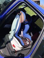 Hauck Kindersitz varioguard Autositz Nordrhein-Westfalen - Enger Vorschau